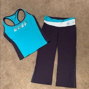 Bebe athletic apparel
